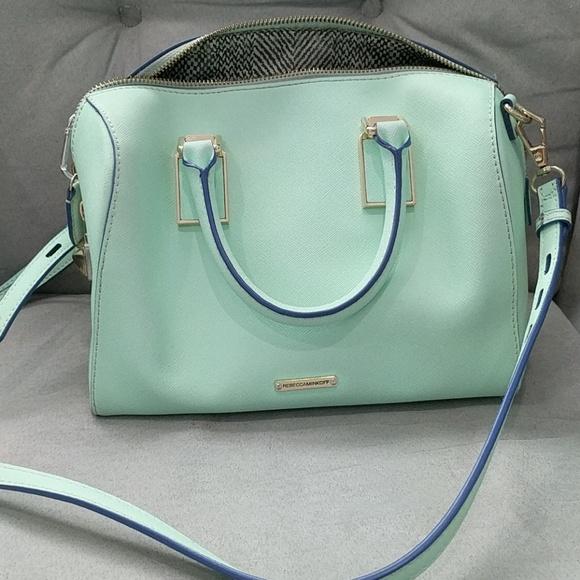 Rebecca Minkoff Handbags - Mint Rebecca Minkoff satchel